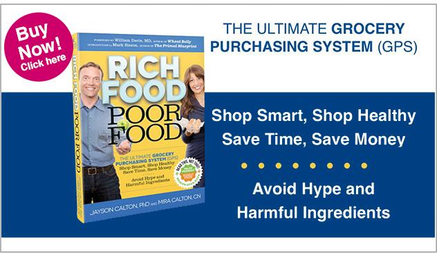 Buy Rich Food Poor Food