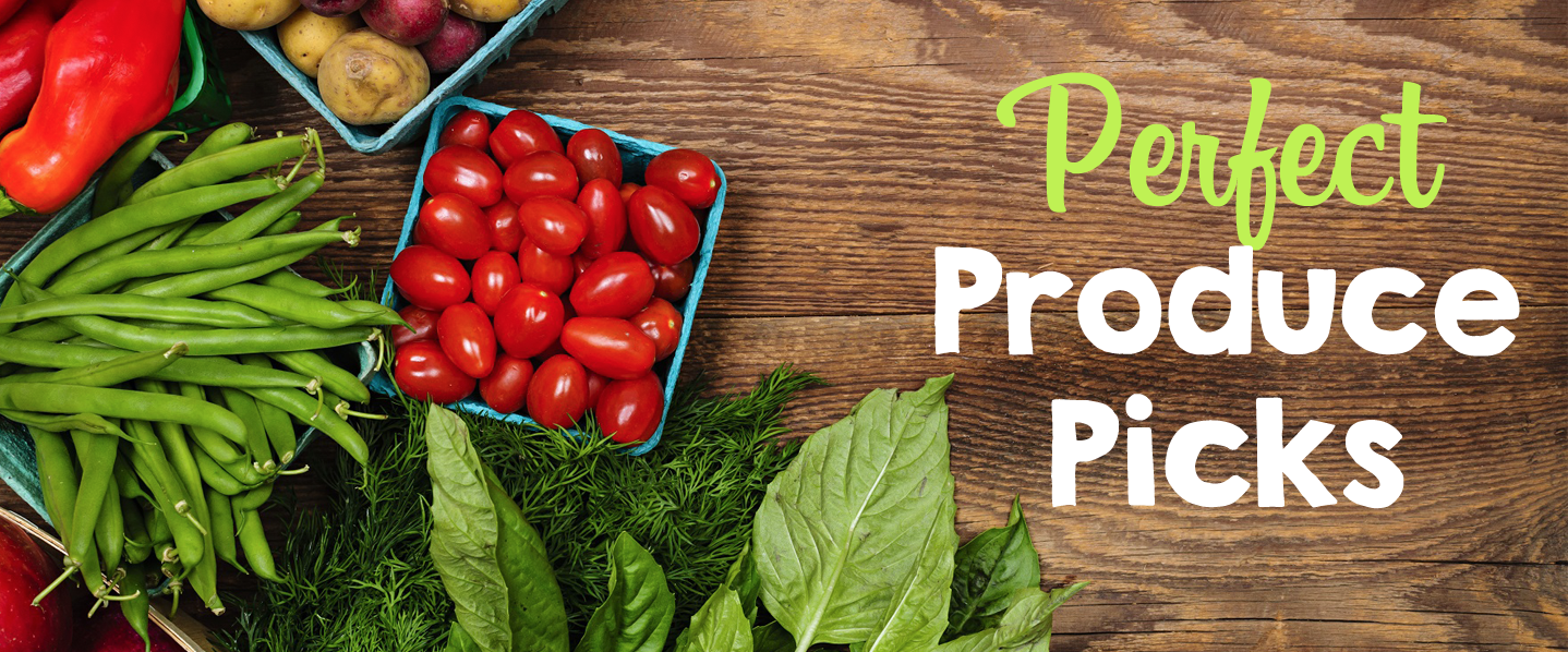 Perfect produce picks! #micronutrientmiracle