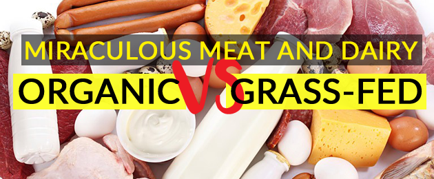 ORGANIC VS GRASSFED @caltonnutrition