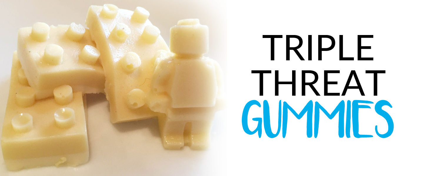 Triple Threat gummies