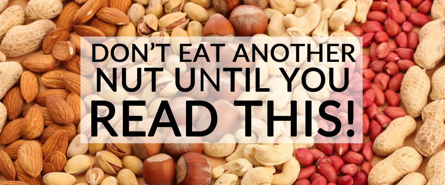 What you need to know about nuts | Are nuts healthy | Caltonnutrition.com