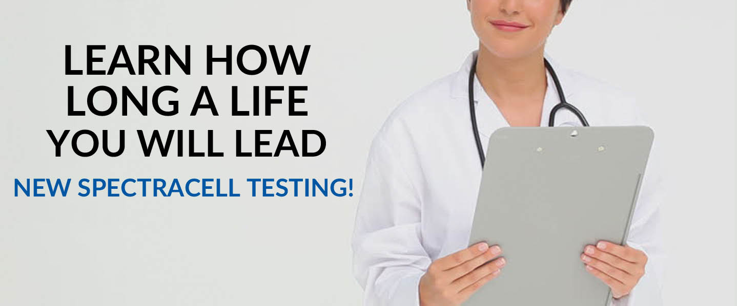 SPECTRACELL TESTING CALTONNUTRITION.COM