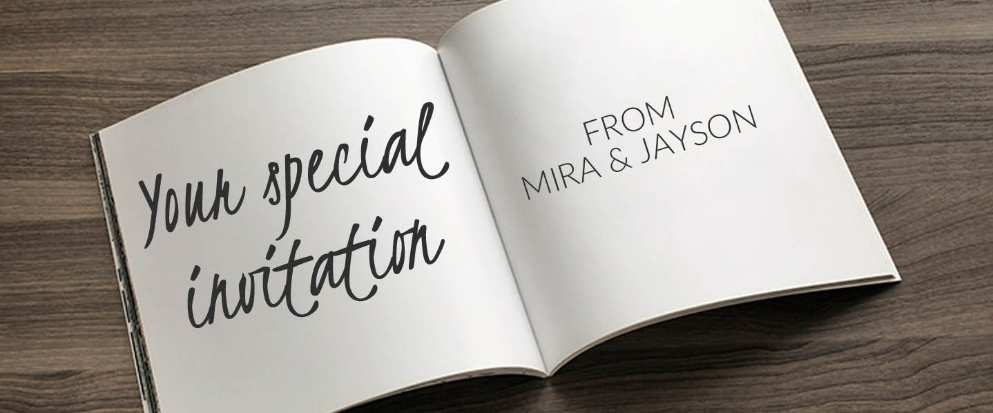A special invitation from Mira and Jayson | CaltonNutrition.com