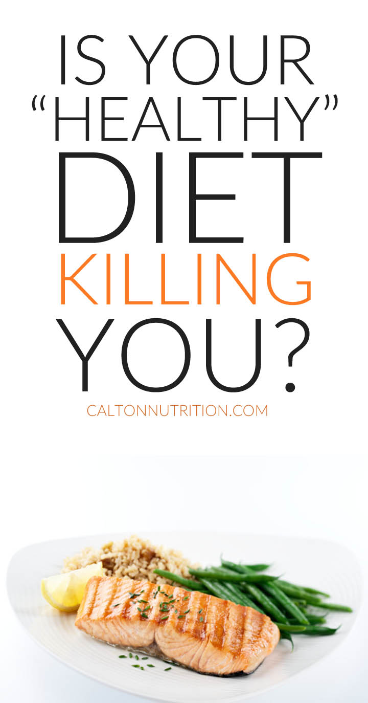 Is your healthy diet killing you? What you need to know about Omega-6! CaltonNutrition.com