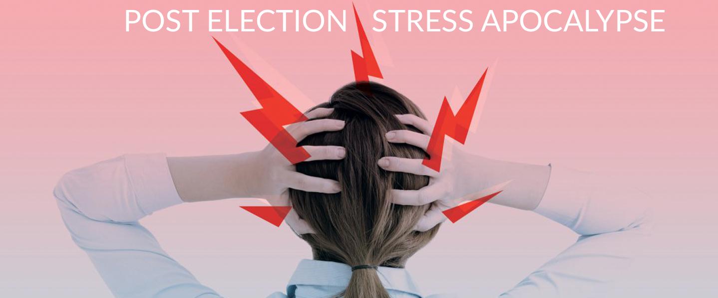 Post election stress CaltonNutrition.com